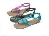 Chaussures de poussoir de dames (KB-238)