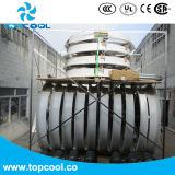 """O ventilador do painel de reciclagem de fibra de 50"""" para a indústria pecuária e aplicação"""