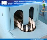 Leeren Qualitäts-halb automatische Haustier-Flaschen-durchbrennenmaschine für 10 ml Flasche