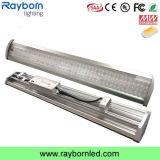 Luz elevada linear industrial transparente do louro do diodo emissor de luz 150W de IP65 130lm/W