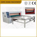 회전하는 사슬 지류 Chenxiang-2500 골판지는 절단기를 정지한다