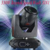 330W 15r bewegliches Hauptpunkt-Licht für DJ-Disco-Verein-Stadium mit Summen-Funktion Sharpy Punkt-beweglichem Kopf