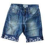 Мужской стильной высокого качества прямо в джинсах (CFJ027)