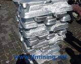 Lingote de alumínio 99.85%