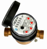 Único medidor de água do jato (D3-5+4)