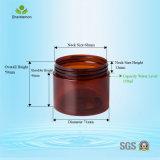 vasi crema di plastica della lozione dell'umidità dell'animale domestico 150ml per il burro del corpo