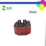 Крышка головки цилиндра тепловозного мотора Zh1115 Jiangdong машинного оборудования фермы