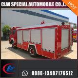 Trockener Puder-Feuerlöscher für LKW