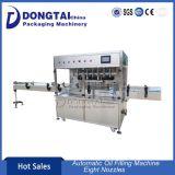 Automatische Salat-Öl-Füllmaschine mit 8 Köpfen/Einfüllstutzen