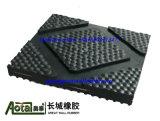 Strato di gomma della mucca di comodità di rinforzo tessuto con l'inserzione del tessuto/cotone/Nylon/Ep-Cloth di +1ply+2ply+3ply