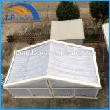 Большой шатер случая с шатром ясного верхнего шатра банкета прозрачным