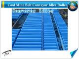 D133*600mm les mines de charbon de couleur bleue du rouleau de l'Auge