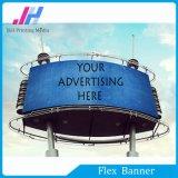 Impression de drapeau de câble de PVC pour la publicité