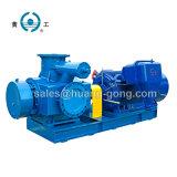 Huanggongのブランドの双生児の前証拠モーターを搭載するネジ式瀝青ポンプ