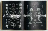 Détail Anthrophology PU Cuir/de la forme de livre en bois MDF de l'art mural