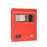 sistema de control direccionable la alarma de incendio de 1 a 8 bucles