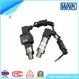 Mini transmetteur de pression sanitaire d'acier inoxydable avec la membrane scellée