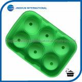 molde do fabricante da esfera de gelo do silicone de 45mm