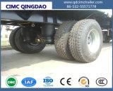 Cimc 3 Assen 2+1 Chassis van de Aanhangwagen van de Vrachtwagen van de Lading Semi