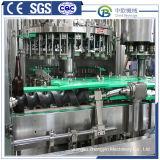 máquina de rellenar del agua de la bebida de la botella redonda del animal doméstico 500ml
