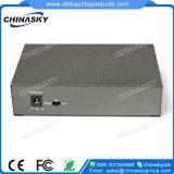 5 Kanälepoe-Energien-Netz-Schalter für IP-Kamera (POE0410)