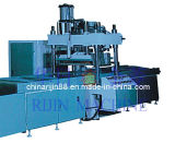 Máquina de alta frecuencia de la fabricación de cajas de PVC/PET (WS-15000Z)