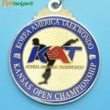Hochwertige kundenspezifische Medaillen für Sportereignis