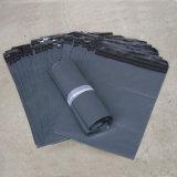 Изготовленный на заказ серый пересылая мешок габарита с слипчивым уплотнением