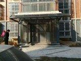 Het mooie Stevige Afbaarden van de Deur van het Polycarbonaat voor Villa