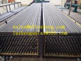 炭素鋼またはステンレス鋼のFinned管の管、Kl G Llの螺線形アルミニウムひれ付き管