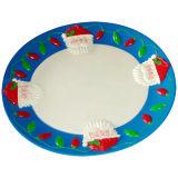 Cadeau artisanat de Noël / Parti Fournitures / Vaisselle - Santa Claus bac (WL7414A)