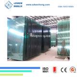 Het aangemaakte Gelamineerde Duidelijke Blauwgroene Euro Grijze Donkere Grijze Glas van de Vlotter