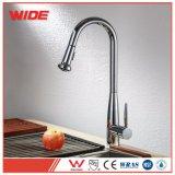 Meilleur Single de la poignée du robinet de cuisine de l'UPC, Commercial de robinets de cuisine en laiton