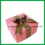 Het kleurrijke Vakje van de Gift/het Vakje van het Document/Verpakkend Vakje