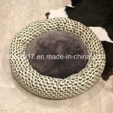 円形猫犬のベッドの飼い犬の供給の犬小屋ペットアクセサリ大きく平らな犬のベッド犬のマットレス