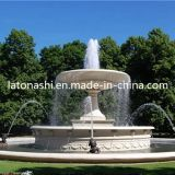 屋外の庭Feature、SculpturedのMarble Stone Carved Water Fountain