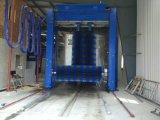 Lavadora automática del omnibus y del carro instalada en Canadá