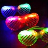 Inneres gekerbte LED-Glühen-Sonnenbrillen