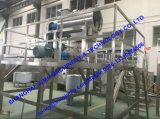 Linha de processamento do puré da banana da venda direta da fábrica/linha de produção
