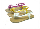 Chaussures de poussoir de dames (KB-235)