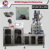 Macchinario di nylon dell'imballaggio della bustina di tè della frutta automatica (DXDCH-10E)