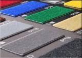 Las fibras de poliamida Grey