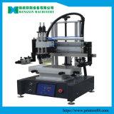 Tabletop Flachbettbildschirm-Drucken-Großhandelsmaschine