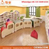 Mobília de escola usada de vinda nova do jardim de infância mobília moderna para a venda
