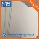 Film blanc rigide de PVC Sheet/PVC Roll/PVC de Matt pour l'impression de Silk-Screen, feuille blanche de PVC