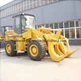 中国の構築機械装置Zl30の車輪のローダー