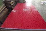 Diseño de relieve diversos paneles HPL decorativos