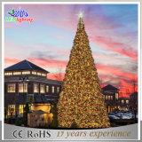 Des Feiertags-Handels-LED Innenriesiger Weihnachtsbaum mall-der Dekoration-LED