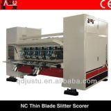 El cartón ondulado Slitter goleador - Modelo: NCFY-2200-128 (Común)