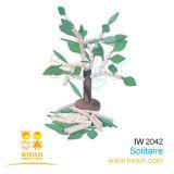 Hölzerne Spiele - einen Baum (IW2042) errichtend